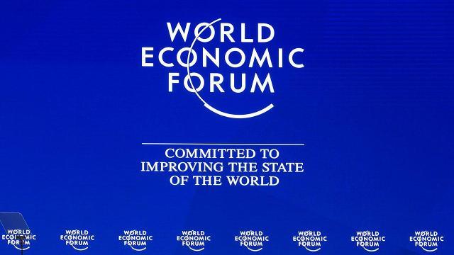 Panel at World Economic Forum in Davos: The new health paradigm