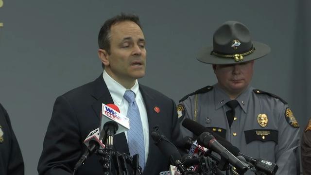 Ky. Gov. announces 2 dead after school shooting
