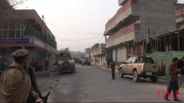 Attackers storm NGO office in Afghan city, clashes underway