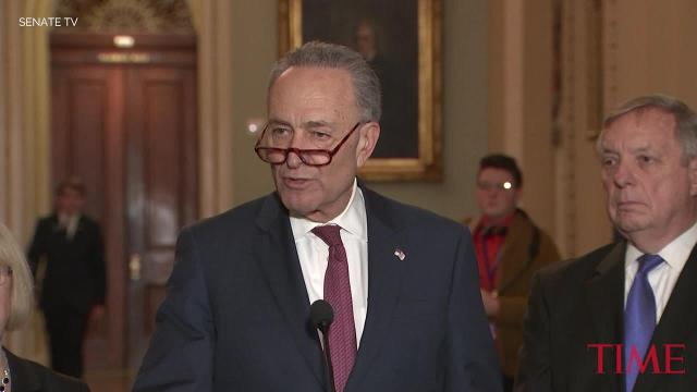 'Off the table:' Schumer has rescinded his offer to fund Trump's Wall