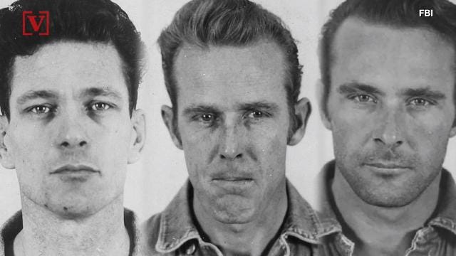 Escape from Alcatraz: Letter claiming inmates survived 'inconclusive'