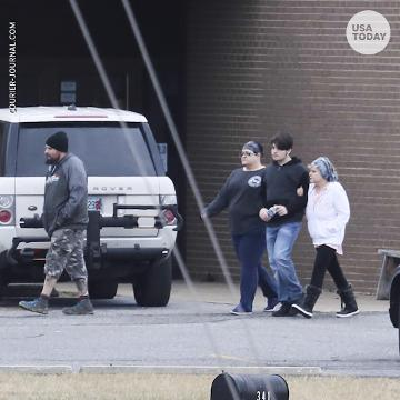 Two Dead, 17 Injured In Kentucky High School Shooting