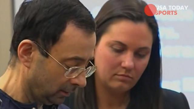 Larry Nassar addresses court at sentencing