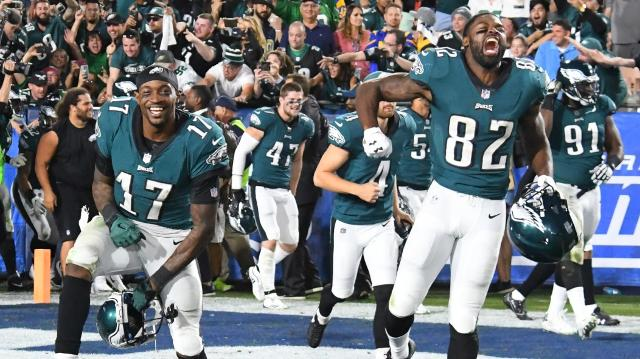 Embrace the underdog: How the Eagles got to the Super Bowl