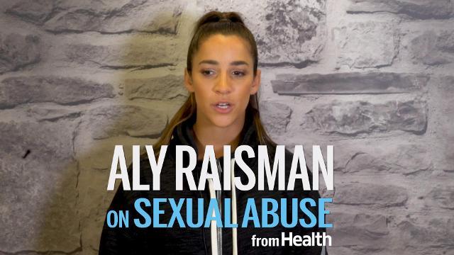 Aly Raisman on sexual abuse