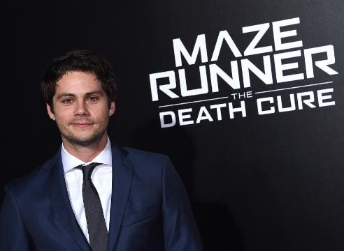 Dylan Obriens Harrowing Maze Runner Experience Ends In Triumph