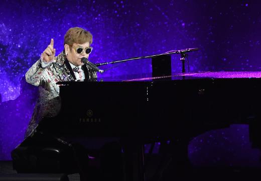 Farewell: Sir Elton John announces final tour