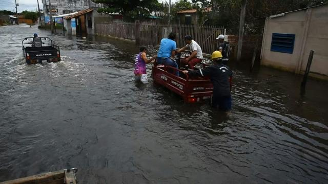State of emergency in Paraguay due to heavy flooding