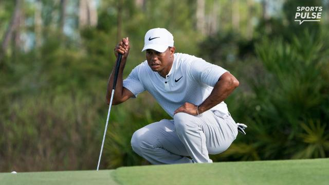 SportsPulse: USA TODAY Sports' Steve DiMeglio has low expectations for Tiger Woods this weekend, but thinks he can return to dominant form if his back stays healthy.