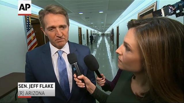 GOP Senators pleased with immigration talks
