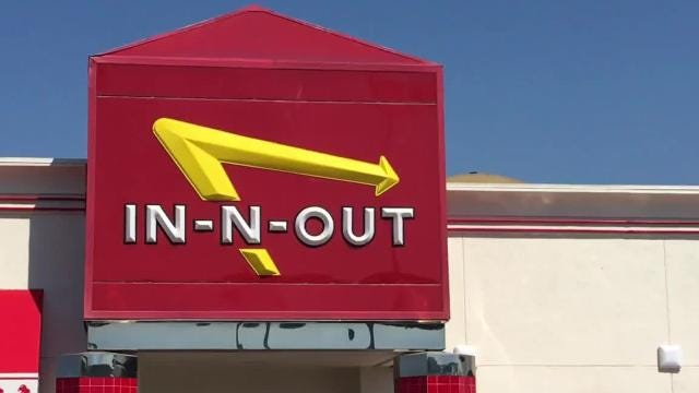 In N Out Managers Make 160 000 Per Year