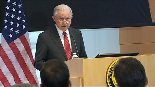 Sessions Calls For Stricter Immigration Laws
