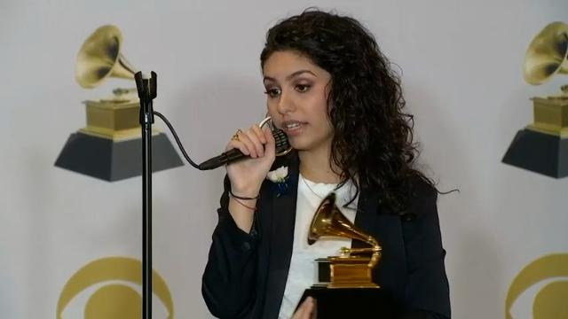 GRAMMYS: Alessia Cara is best new artist