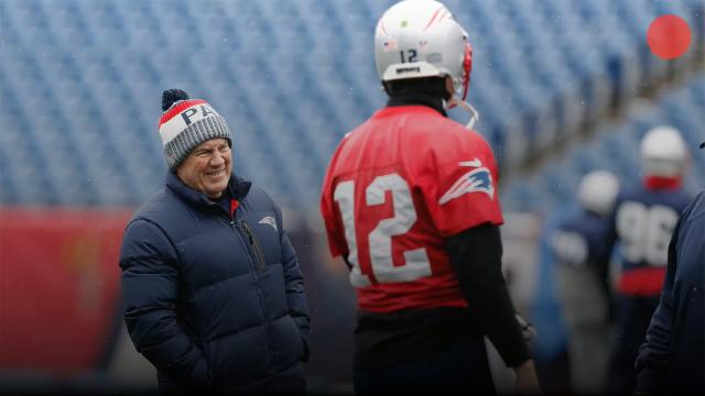 ec9fe56621e Hall of Famer: Belichick didn't think Brady could play at first