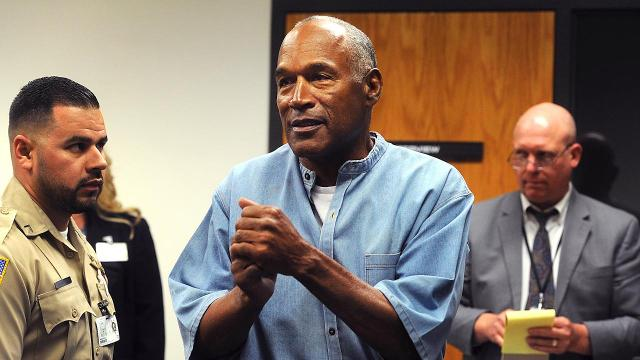 O.J. Simpson discusses CTE, prison life: 'Nobody would think about screwing with me'