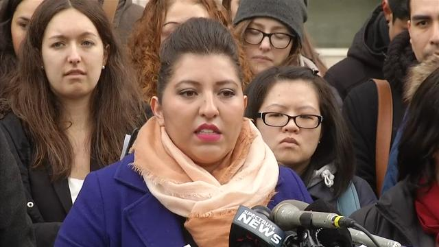 NY AG, 'Dreamers' Defend DACA In Brooklyn Court