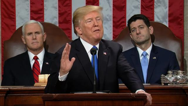 Trump: U.S. must modernize nuclear arsenal