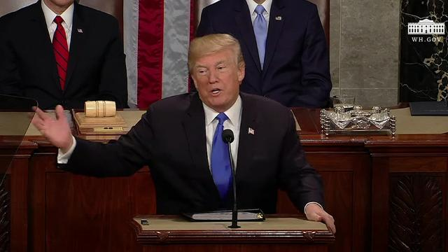 Trump breaks down his strategy on immigration into four pillars