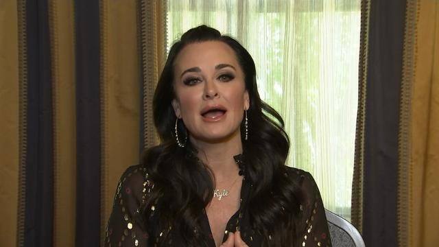 """The Real Housewives of Beverly Hills"" star Kyle Richards on new drama ""American Woman,"" in which Alicia Silverstone plays a character inspired by Richards' mother, Kathleen. (Jan. 31)"