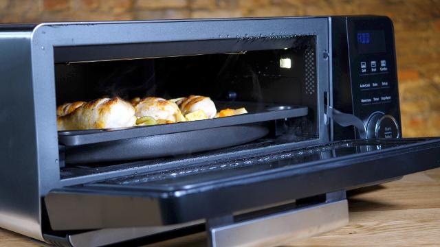 Panasonic Nu Hx100s Countertop Induction Oven Review