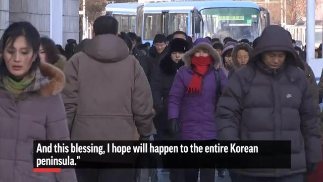 North Korean defector 'overwhelmed' by Trump speech
