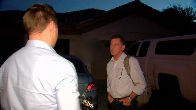 A metro Phoenix man says he once met Las Vegas mass shooter Stephen Paddock and sold him ammunition. Douglas Haig said Tuesday he had been contacted earlier by investigators in the case, but also said he did not know Paddock. (Jan. 31)