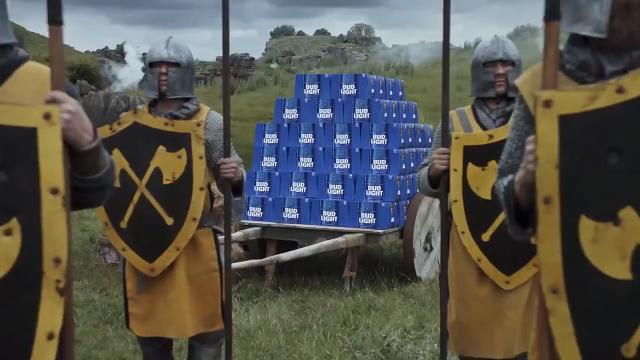 Ad Meter 2018: Bud Light 1