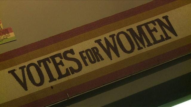 Museum of London marks 100 years since UK women got the vote