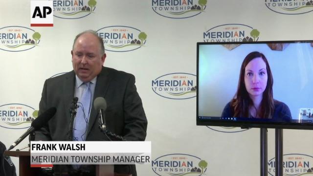 Michigan community apologizes to Nassar survivor