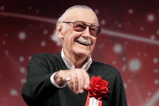 Look back at the life and career of comic book legend Stan Lee.