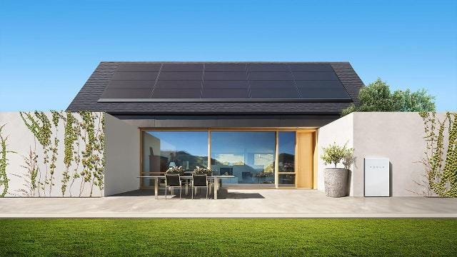 Tesla Is Bringing Its Solar Tech To Home Depot