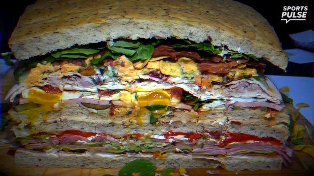This 52-ingredient Super Bowl sandwich is insane