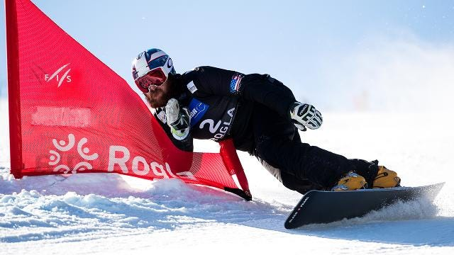 Snowboarder goes from coma to winter Olympics medal contender