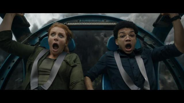 Ad Meter 2018: Jurassic World: Fallen Kingdom