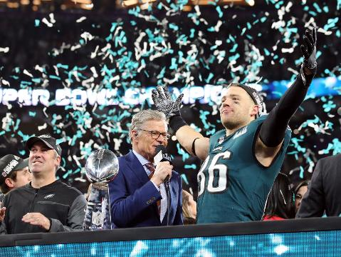 SportsPulse: USA TODAY Sports' Jarrett Bell takes a quick look back at the Eagles' championship season, which was capped by their win over the Patriots in Super Bowl LII.
