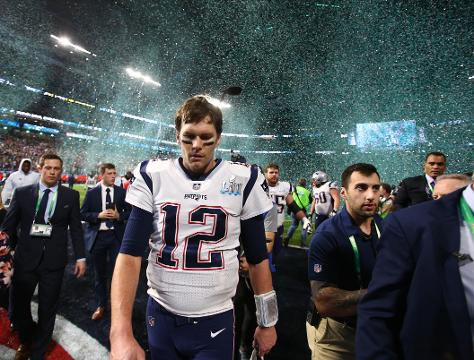 SportsPulse: Tom Brady spoke with media after the Patriots' Super Bowl LII loss and what his future may hold.