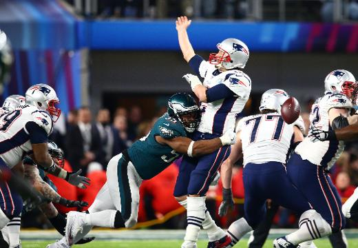 38f6669c7 Tom Brady and the Patriots squandered their Super Bowl shot vs. Eagles