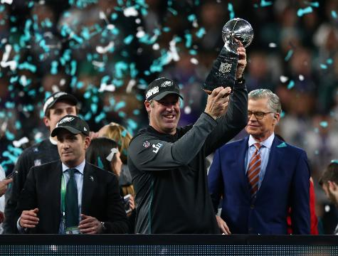 SportsPulse: Philadelphia has its first Super Bowl to celebrate. USA TODAY Sports' Lindsay H. Jones details what the Lombardi Trophy means to one of the best sports towns in America.