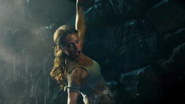 Alicia Vikander takes on the role of Lara Croft, originally brought to the big screen by Angelina Jolie.