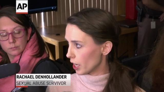 Nassar Survivors Shift Focus After Sentencing