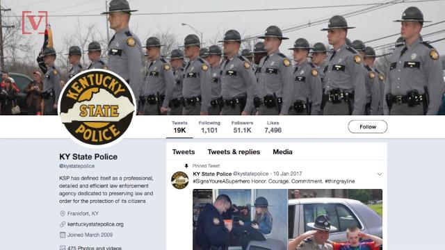 Kentucky State Police apologize for tweeting Super Bowl rape joke