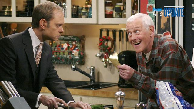 John Mahoney, beloved patriarch of TV's Frasier, dies at 77