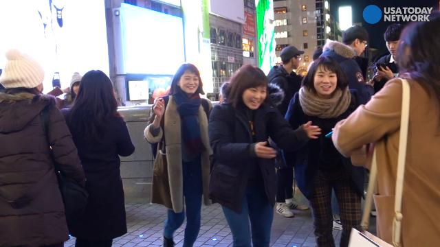 Walk with USA TODAY through Japan's wildest shopping districts