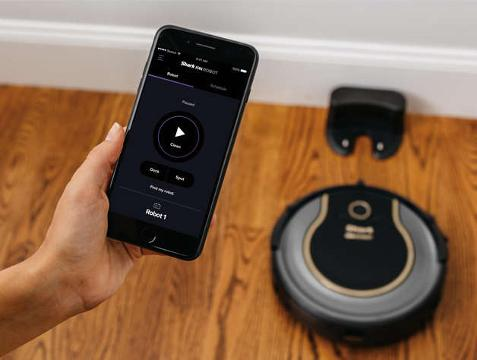 It isn't fancy but this basic robot vacuum gets the job done