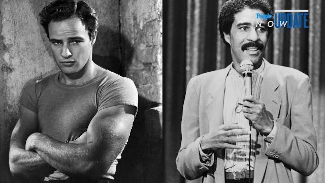 Richard Pryor's daughter denies he slept with Marlon Brando