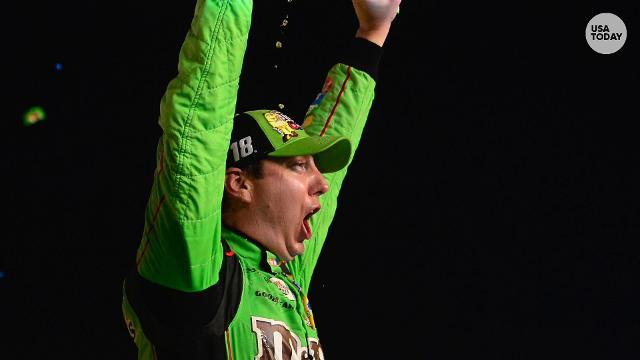 Kyle Busch, who has 183 career wins across NASCAR's top-three national series, is still trying for his first Daytona 500 victory.