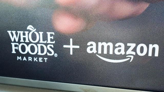 Amazon Prime members can now get Whole Foods deliveries