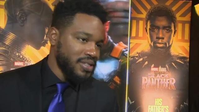 Fela Kuti and Travis Scott rock 'Black Panther' set