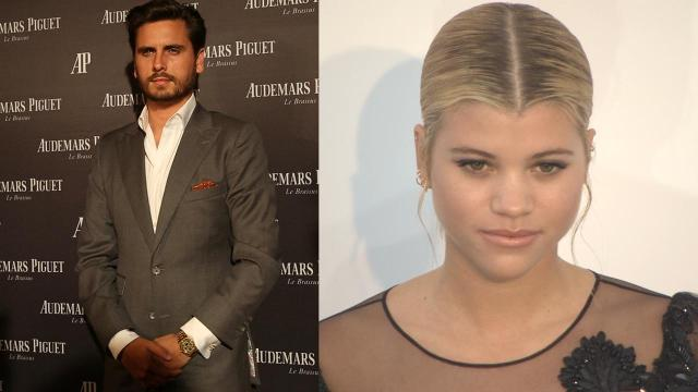 Keeping Up with the Kardashians is finally documenting Scott Disick's relationship with Sofia Richie — and obviously, family matriarch Kris Jenner is the one to get the scoop.