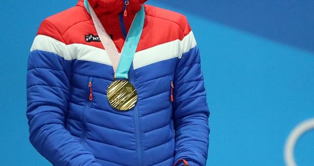 Reporter's notebook: It's raining gold in Pyeongchang